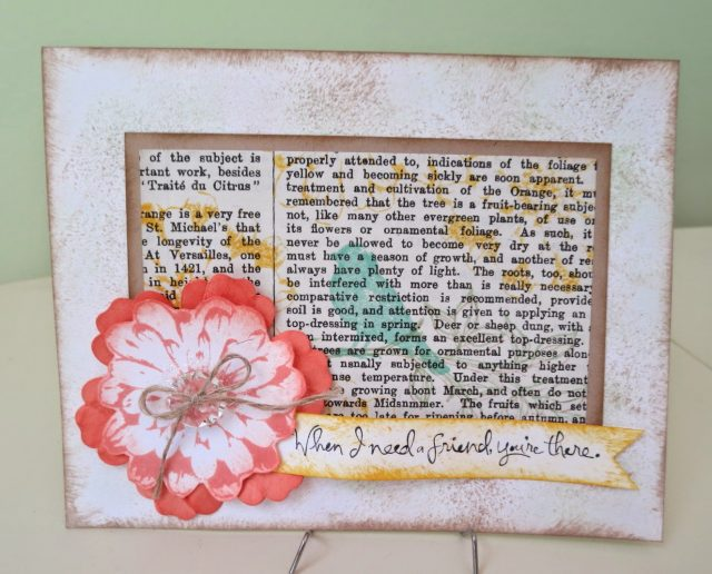 Choose Happiness From Convention Display | Klompen Stampers