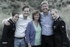 Jackie Bolhuis family