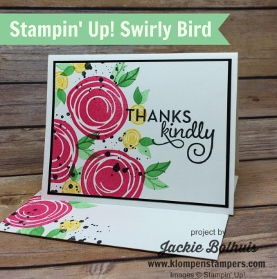 Diy-Thank-You-Card-Made-with-Stampin-Up-Swirly-Bird-in-Pink-Green-and-Yellow-Florals