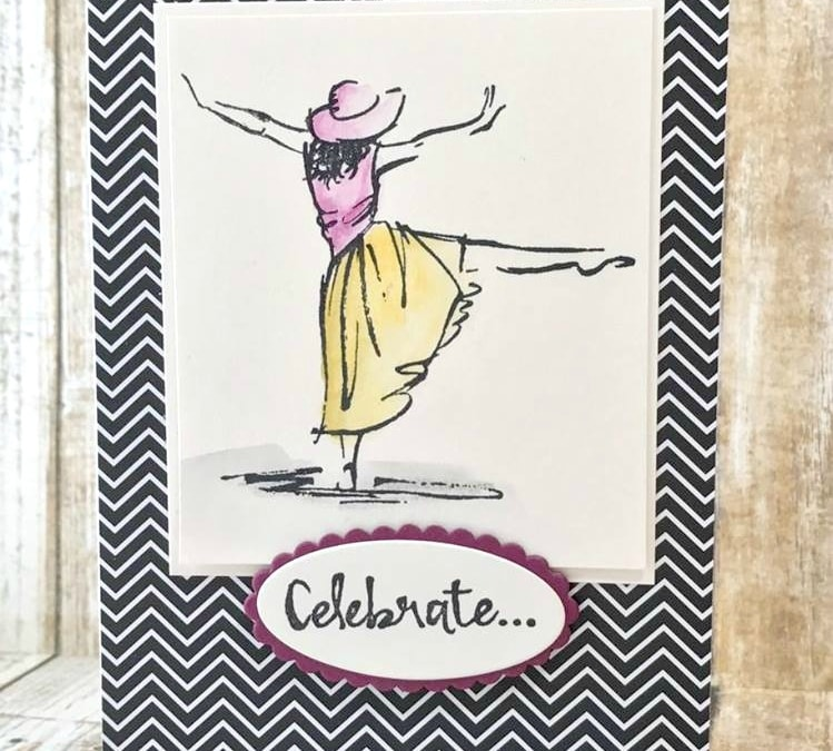 Tutorial Thursday – Coloring with Watercolor Pencils