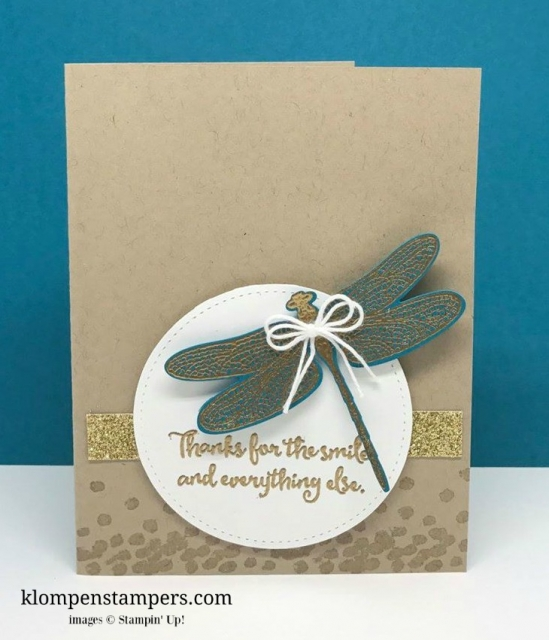 Technique & Tip Thursday: Embossing 101. Simple instructions for embossing using Dragonfly Dreams bundle. By Jackie Bolhuis