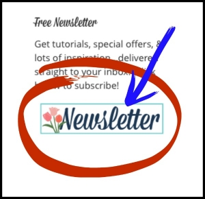 Sign up for my weekly email newsletter filled with lots of stamping ideas and tutorials. Also will keep you updated on all specials and promotions.