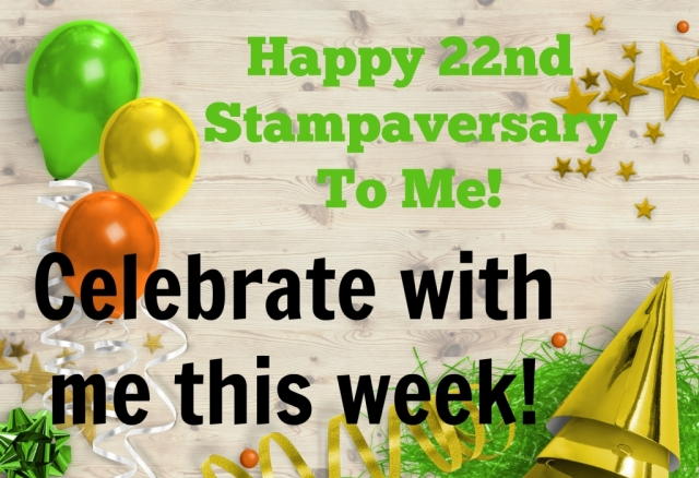 I am celebrating 22 years of being a Stampin Up demonstrator. Read about my adventure. Jackie Bolhuis