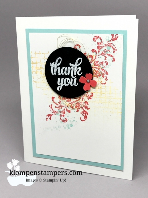 Easy stamped backgrounds using the Timeless Textures stamp set. Video showing how to do! By Jackie Bolhuis
