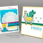 Retiring Stamps:  Birthday Fiesta