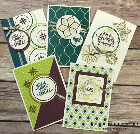 Free project instructions when you purchase the Eastern Palace bundle from Jackie Bolhuis
