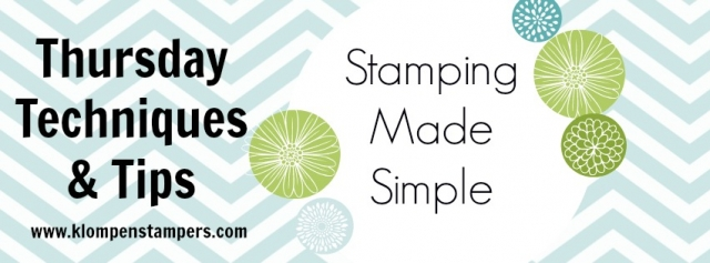 Stamping Techniques and Tips from Jackie Bolhuis at Klompenstampers