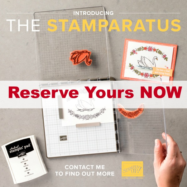 Reserve a Stamparatus Now!