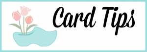 Card Tips for Project
