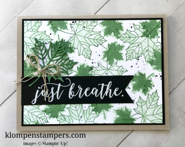 Learn how to easily watercolor using Stampin' Up! Colorful Seasons Bundle. Quick & Easy Tips!