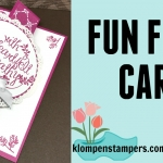New Video-Fun Fold Card
