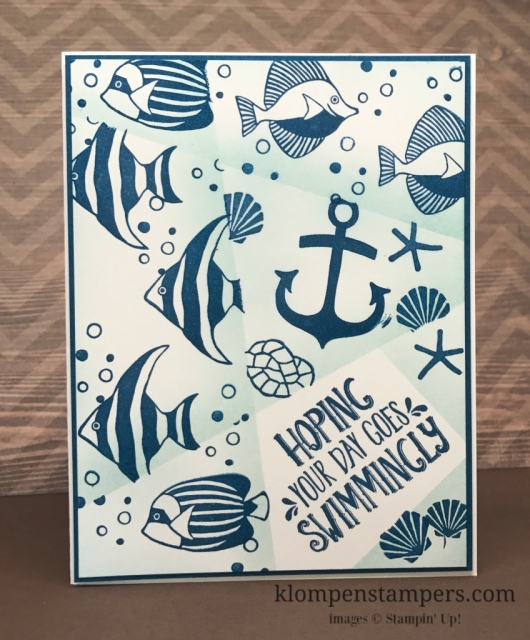 Learn how to do the Retiform Stamping Technique with this video at klompenstampers.com