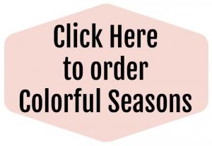Colorful Seasons Class