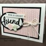 Another Card with Lovely Inside & Out Stamp Set