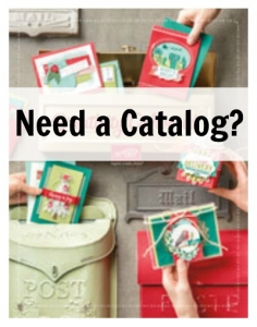 Need a Stampin' Up! Holiday Catalog? Contact Jackie Bolhuis for your copy.