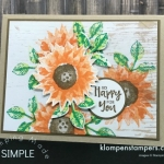 Painted Harvest in the 2017 Stampin' Up! Holiday Catalog. The number one seller during the demonstrator pre-order period!