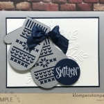Smitten Mittens from Stampin' Up! is a super cute bundle. All details posted on website.
