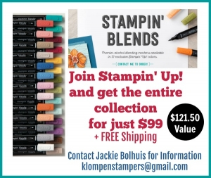 Stampin Blends Collection for just $99 when you join Stampin' Up!
