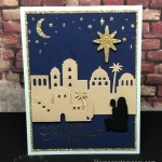 Night in Bethlehem Card #4