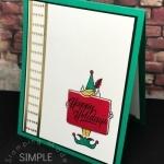 Festive Phrases Card #1
