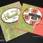 2 Great Specials on Stampin' Blends