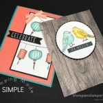 Free Gift With Purchase of Stampin' Blends