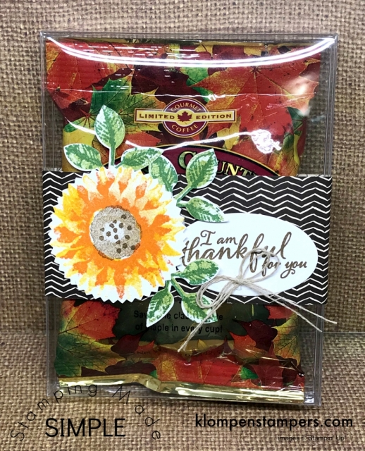 Cheap-Gift-Ideas-DIY-Candy-Box-with-Sunflower-and-Green-Leaves