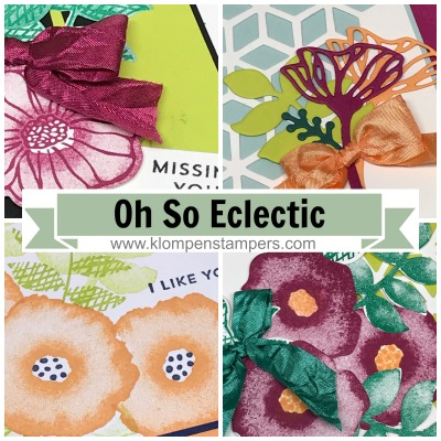 Oh So Eclectic Online Stamping Class