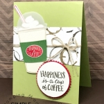 Coffee Cafe by Stampin' Up!