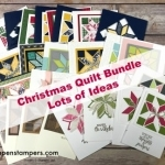 Christmas Quilt Bundle is Retiring