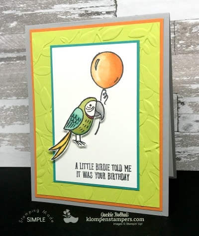 Bird Banter Card #2
