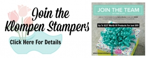 Be a smart shopper and join the fun at Klompen Stampers. Meet new friends, be inspired, learn lots of stamping ideas and so much more.