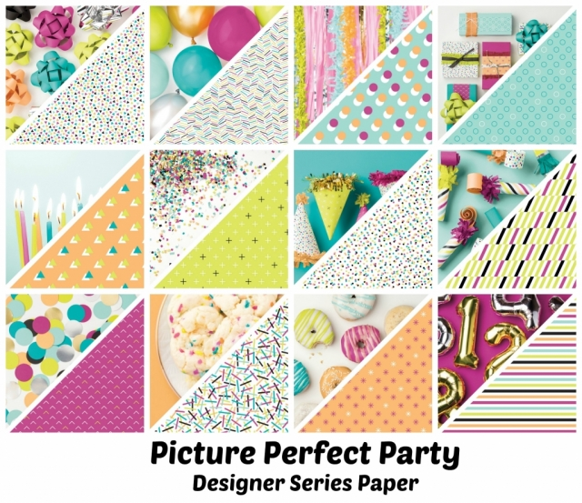 Gorgeous paper in the Picture Perfect DSP Pack
