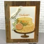 Cake Soiree Card #1
