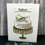 Cake Soiree Card #2