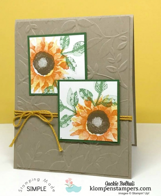 Painted Harvest from the 2017 Holiday catalog is still available. Info at klompenstampers.com