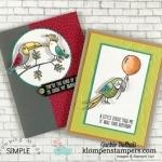 Saying Goodbye to the Bird Banter Stamp Set
