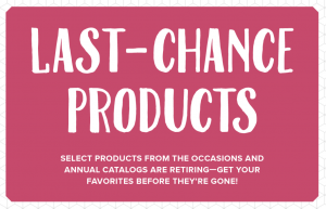 Check out all the retiring products from Stampin' Up!