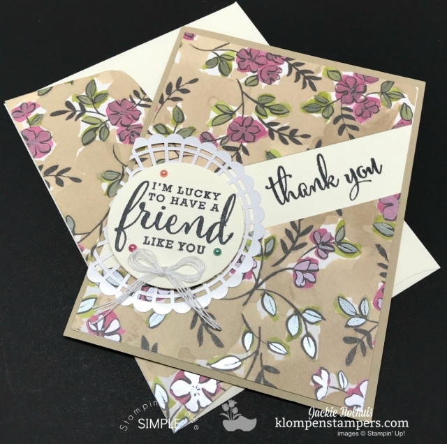 Love What You Do Stamp Set & Share What You Love Bundle