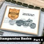Stamparatus Basics Part 4
