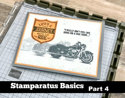Stamparatus Basics Part 4