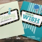 How to Make a Birthday Card Using Broadway Birthday Bundle