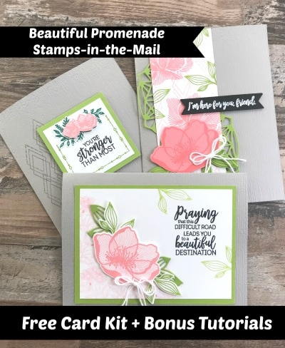 Free Card Kit & Tutorials With Purchase