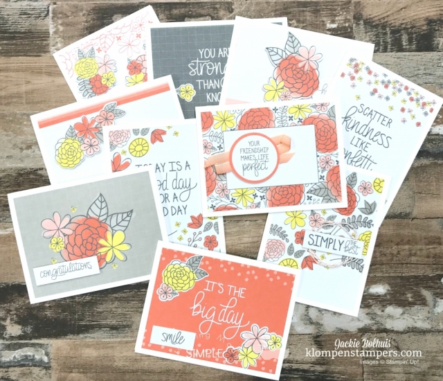 big plans card pack by jackie bolhuis klompen stampers