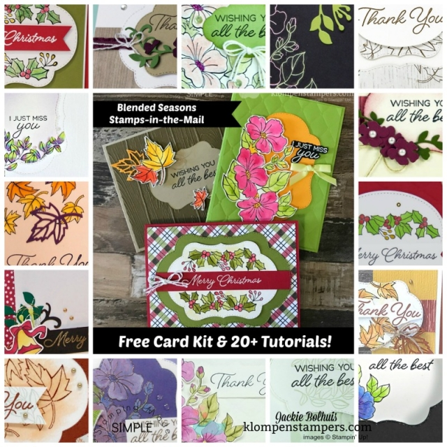 Video Tutorial! 2 coloring techniques for a quick, beautiful, handmade card. #cardmaking #stampinupcards #cardmakingideas