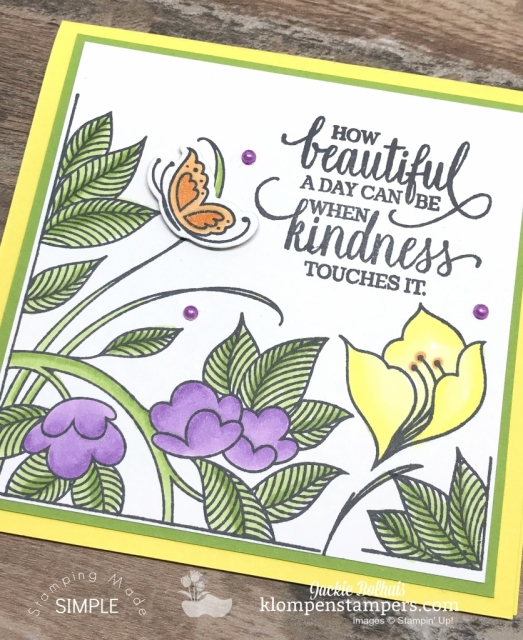 stampin blends tips with Jackie Bolhuis, Klompen Stampers