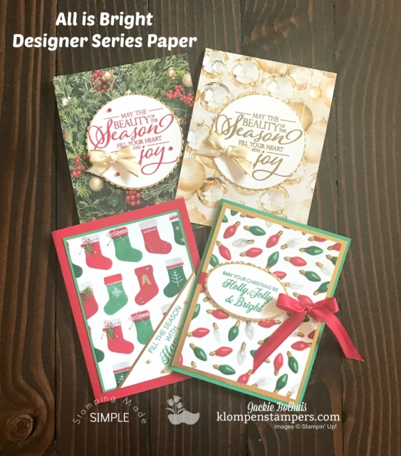 Handmade-cards-made-with-scrapbook-paper