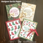 Quick and Easy Christmas Cards