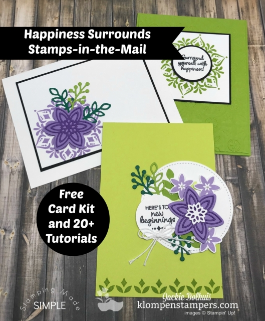 Free Card Making Kit & Tutorials With New Products by Jackie Bolhuis, Klompen Stampers Lots of handmade card designs can be found on the blog. #jackie bolhuis #klompenstampers