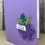 How to Emboss with Dies | NEW Happiness Surrounds Cards